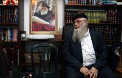 Ханукальные беседы в Бат-Яме с р. Ишаей Гиссером — фотоотчет