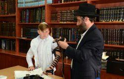 Подготовка и Бар-Мицва в Хадере